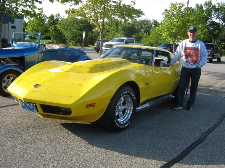 2017 Allen Swann - '73 Corvette