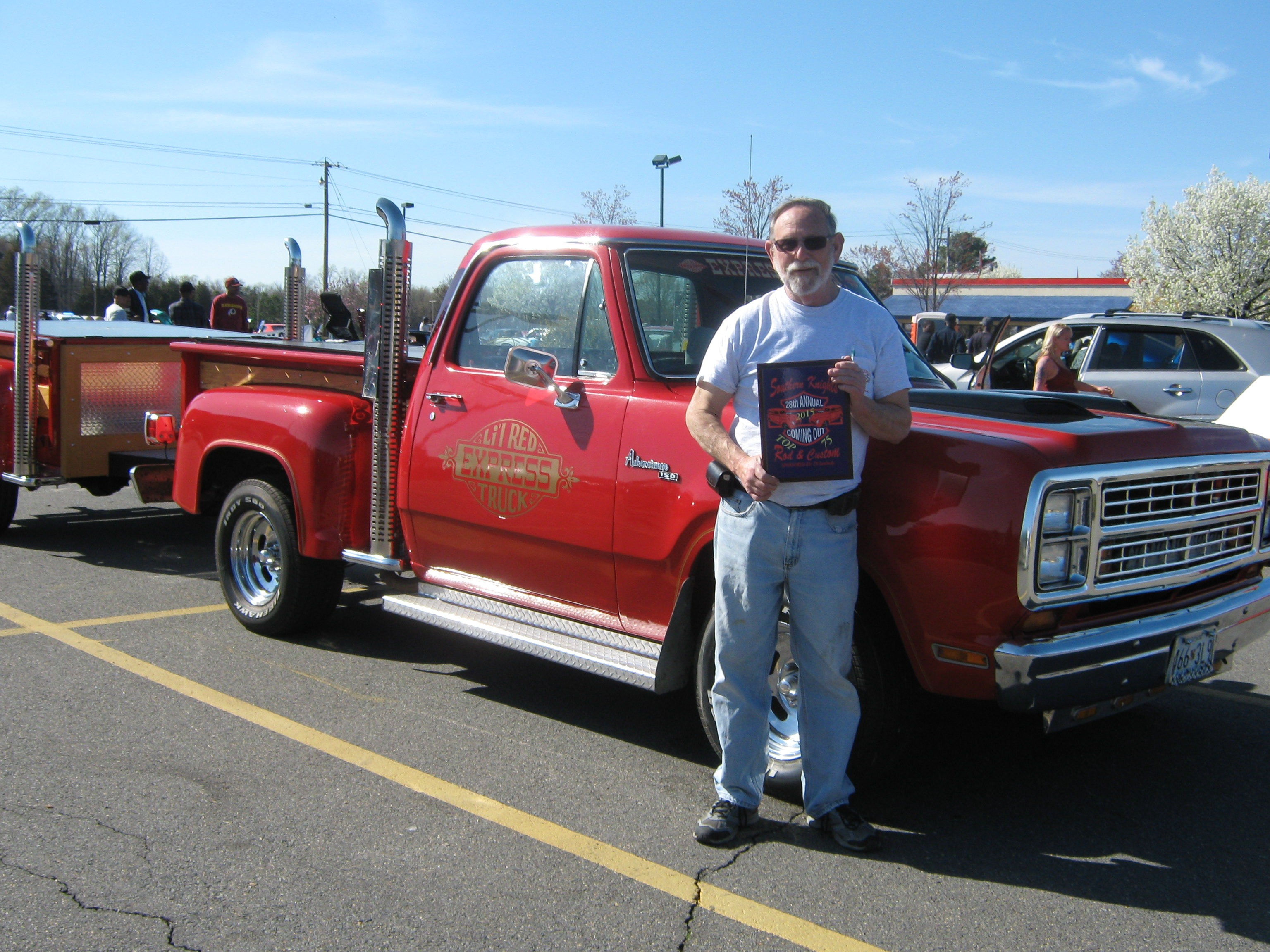 2017 Arnolds -'79 Lil Red Express Pickup