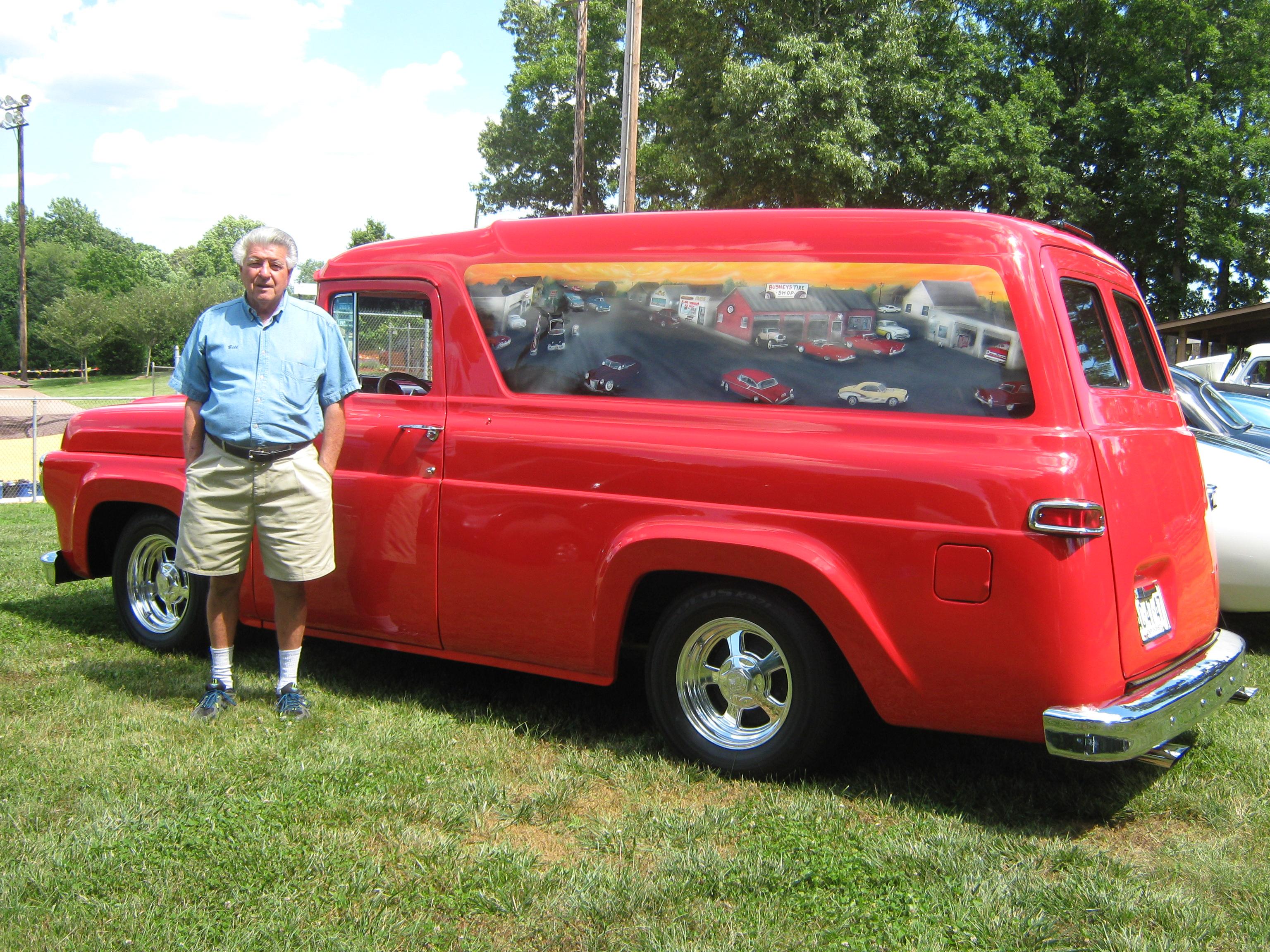 2017 Bill Bushey - '57 Ford Panel Truck