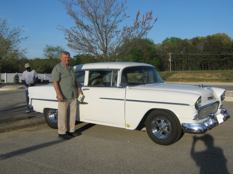 2017 Dan Fellner - '55 Chevy 2 Dr Sedan