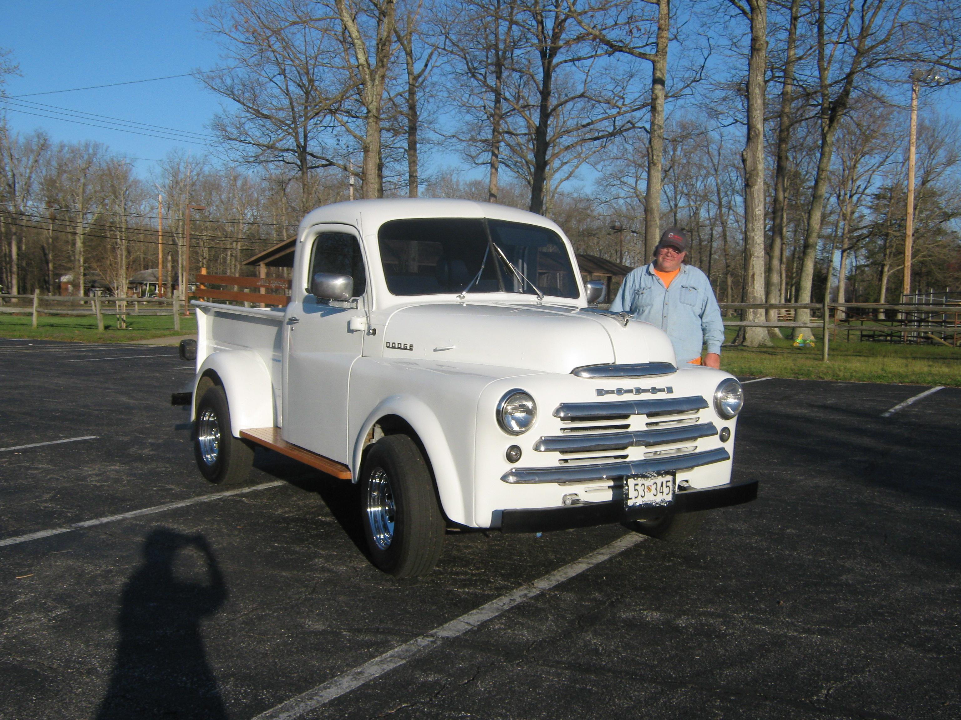 2017 Doris Harris & Jimmy Naylor - '49 Dodge