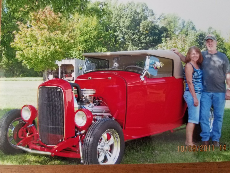 2017 Jim & Barbara - '32 Ford Roadster