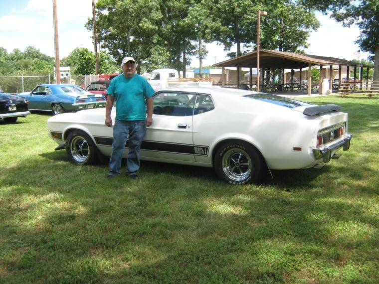 2017 Mike Hall - '73 Mustang