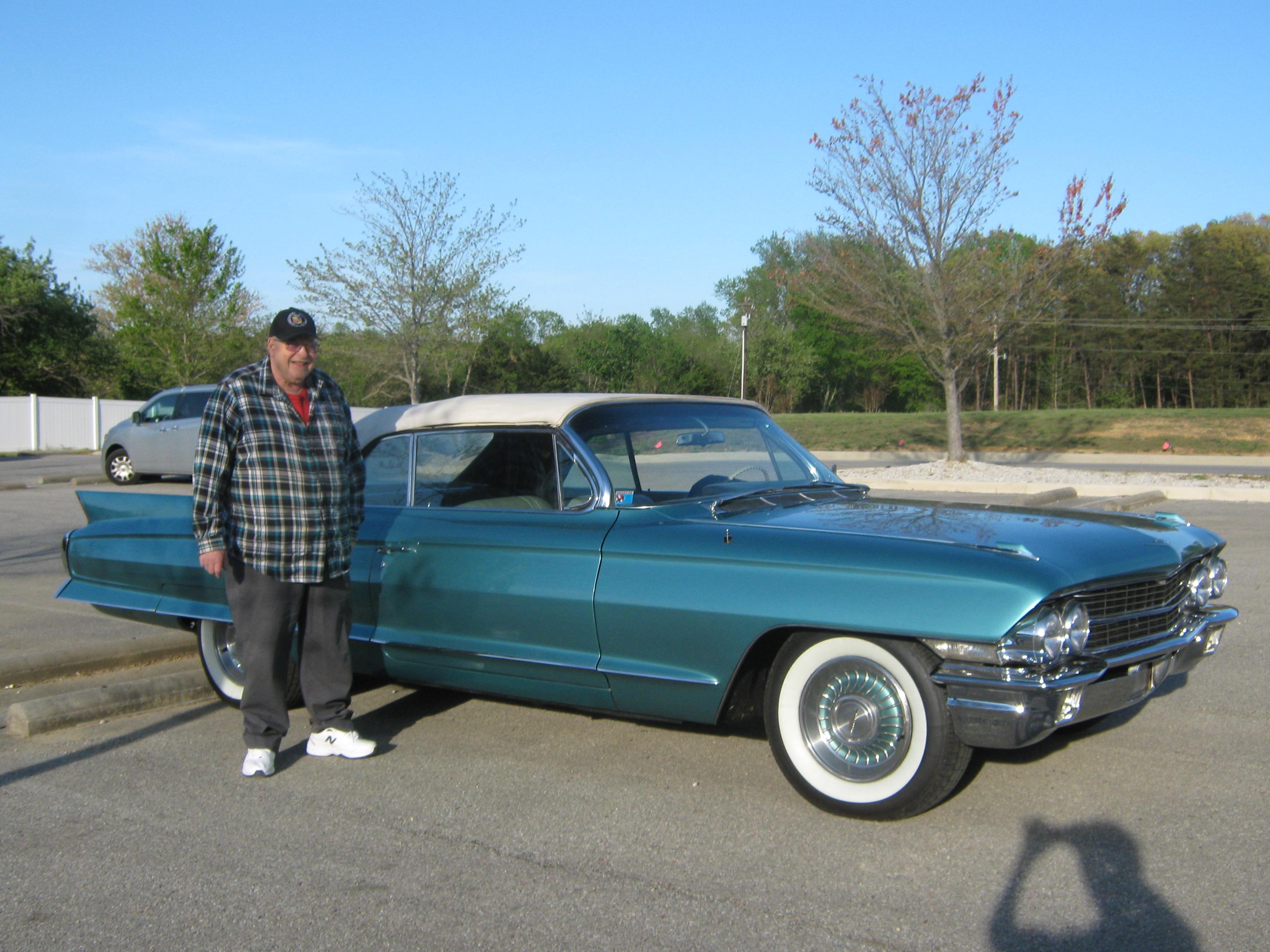 2017 Ron Weaver - '62 Cadillac