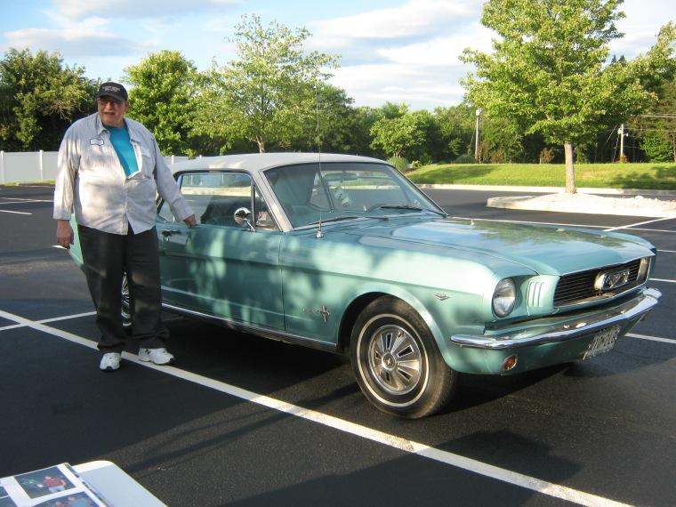 2017 Ron Weaver - '66 Mustang